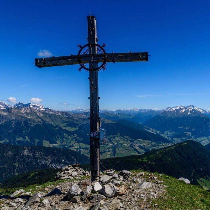Almchalet Sagstaller - Almsommer Wanderurlaub in Südtirol