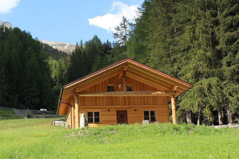 Almchalet Sagstallhof