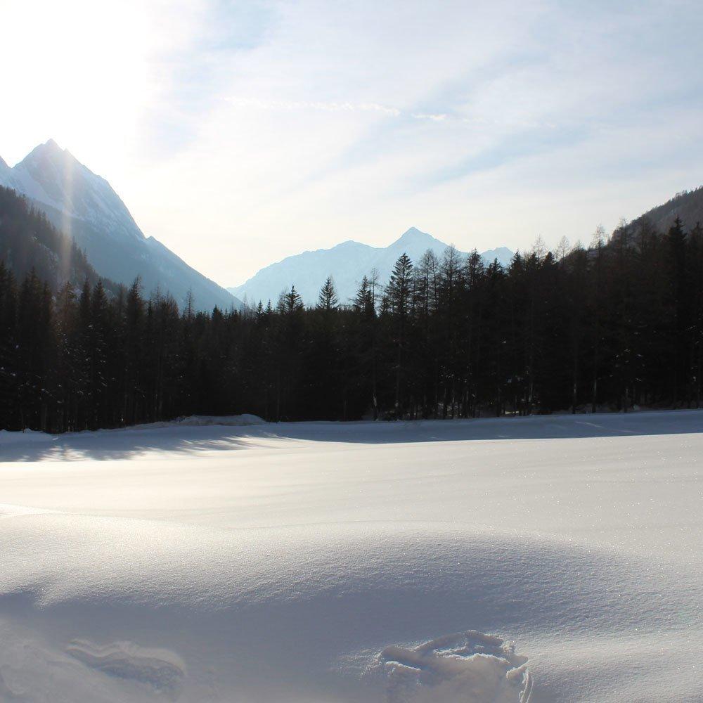 Almchalet Sagstaller - Impressioni invernali in Alto Adige
