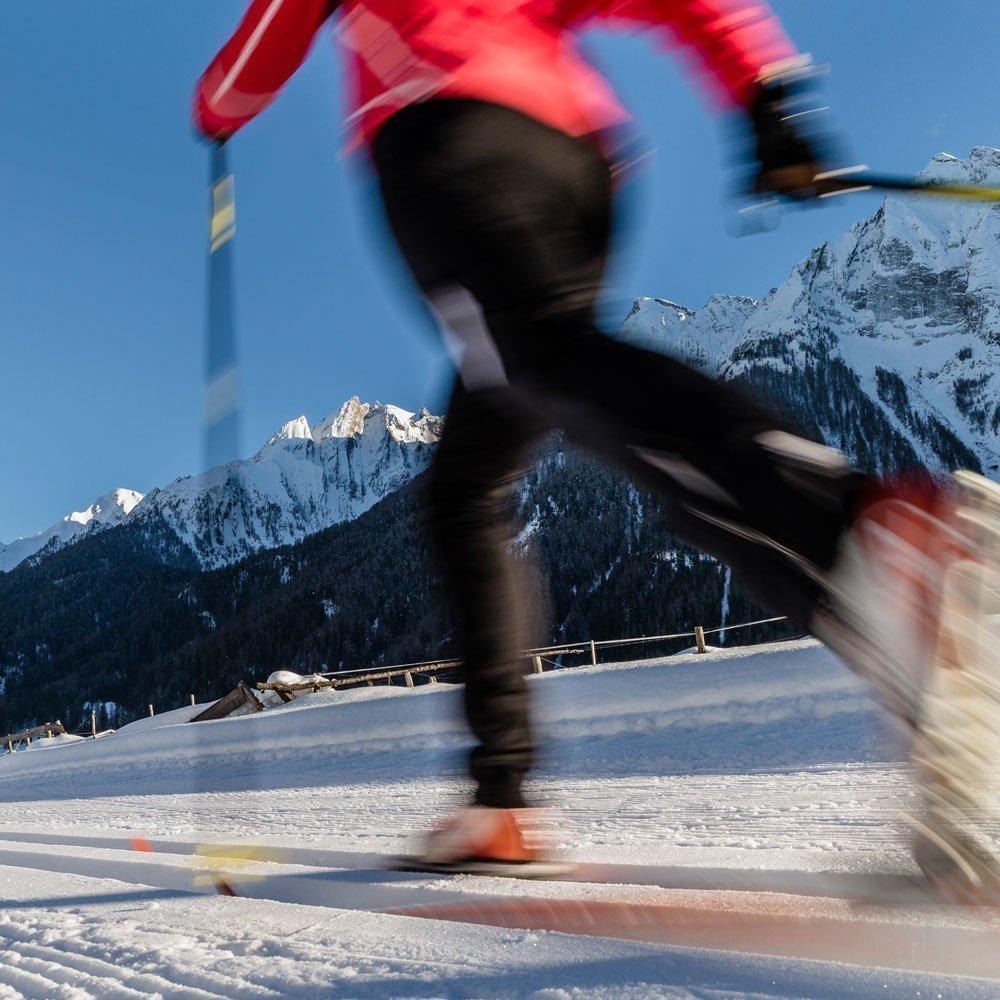 Almchalet Sagstaller - Wintersport in Südtirol